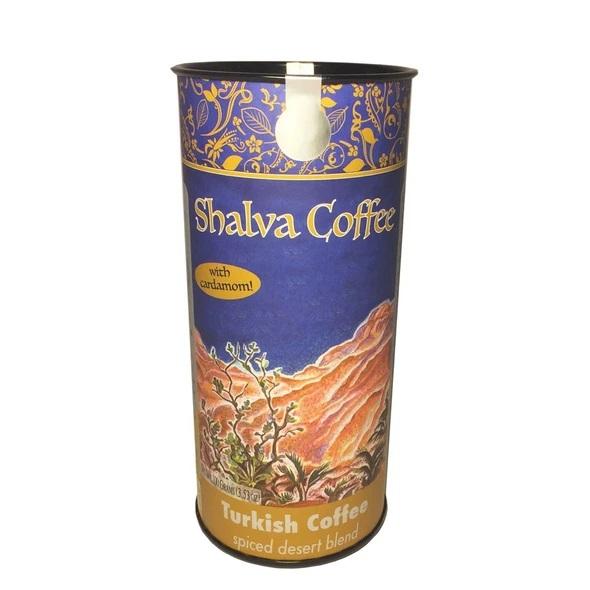 קפה שלווה, תערובת אם הל בוקר (טחון טורקית)