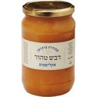 דבש לא מחומם מפרחי אקליפטוס - 1קג - צנצנת זכוכית